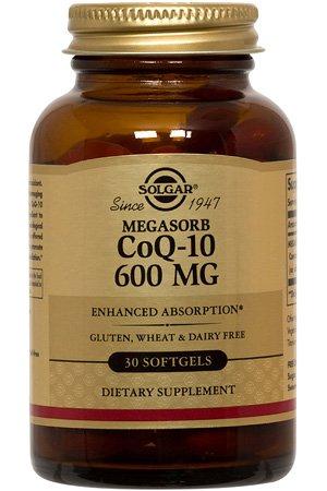 Megasorb CoQ-10 600 mg (30 Softgels)