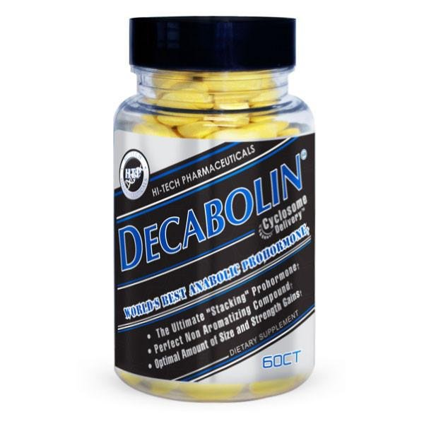 Decabolin (60 Tabs)