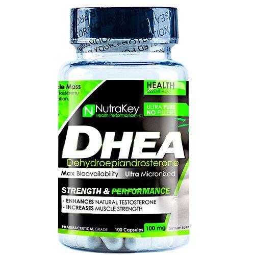 DHEA 100mg (100 Caps)