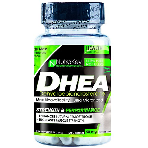 DHEA 50mg (100 Caps)