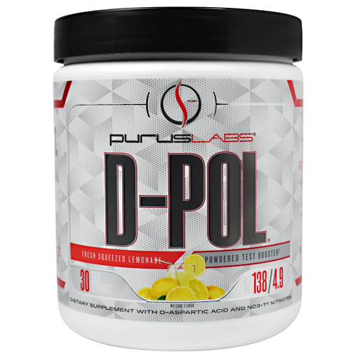 D-Pol Powder Fresh Squeezed Lemonade (30 Servings)