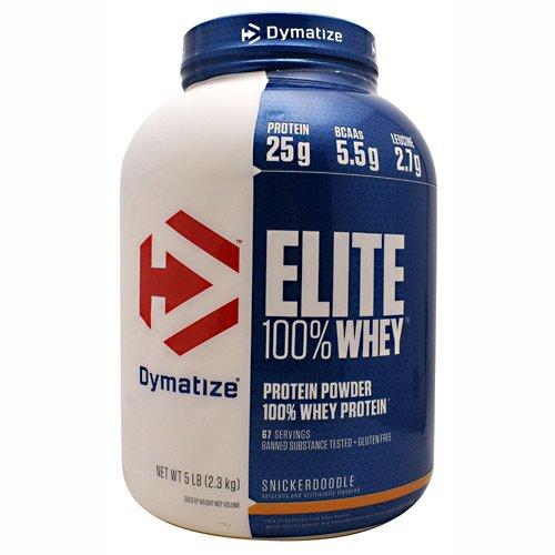 Elite 100% Whey (5 lbs.)