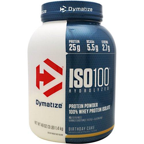ISO 100 (3lbs)