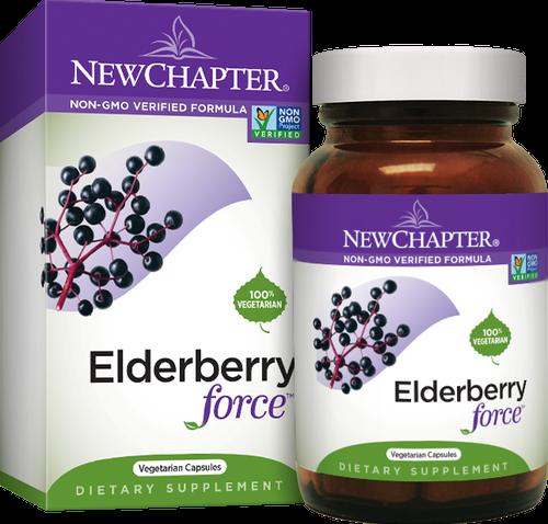 Elderberry Force (30 Vegi-Caps)