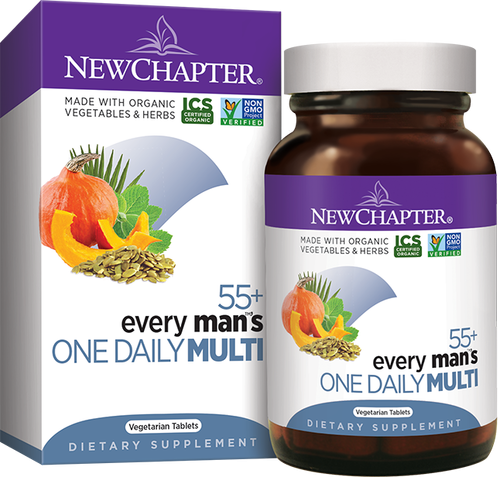 Every Man's One Daily 55+ Multivitamin
