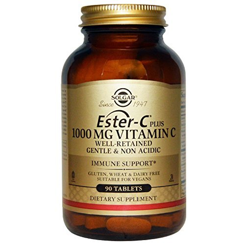 Ester-C 1000 MG Vitamin C Tablets