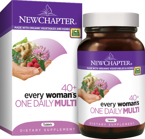 Every Womans One Daily 40+ Multivitamin