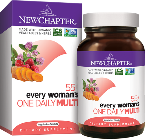 Every Woman's One Daily 55+ Multivitamin