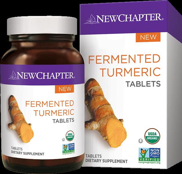 Fermented Turmeric Tablets