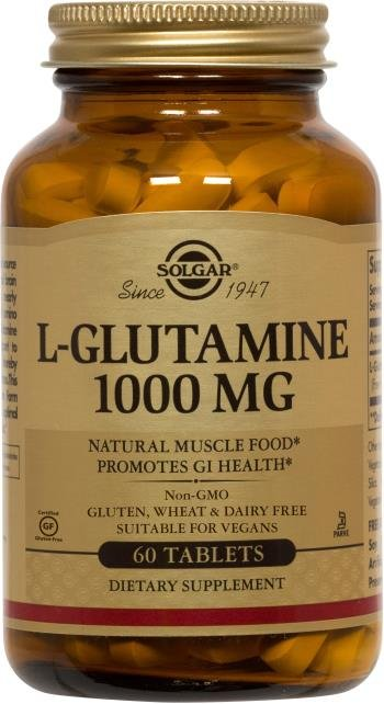 L-Glutamine 1000 mg (60 Tabs)