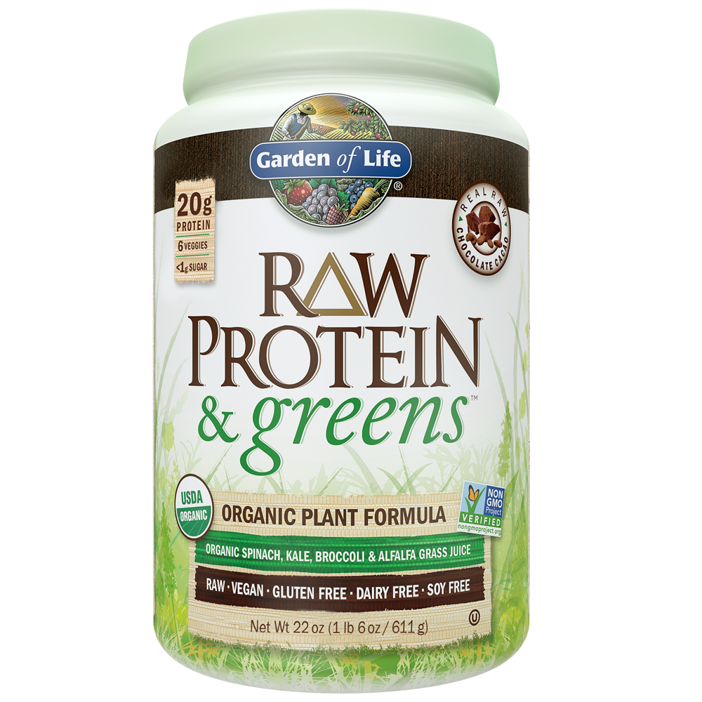 RAW Protein & greens (20 Servings)
