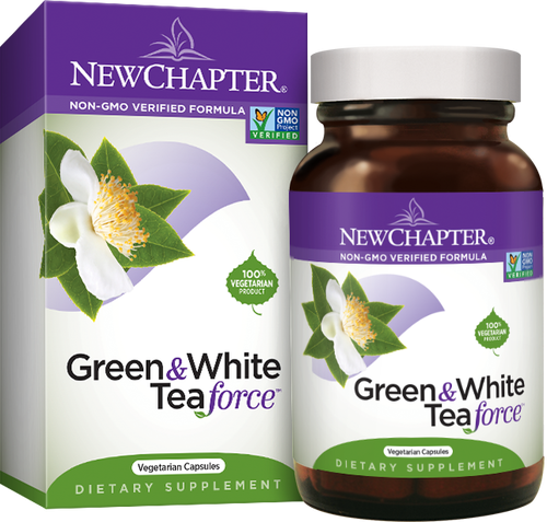 Green & White Tea Force (60 Vegi-Caps)