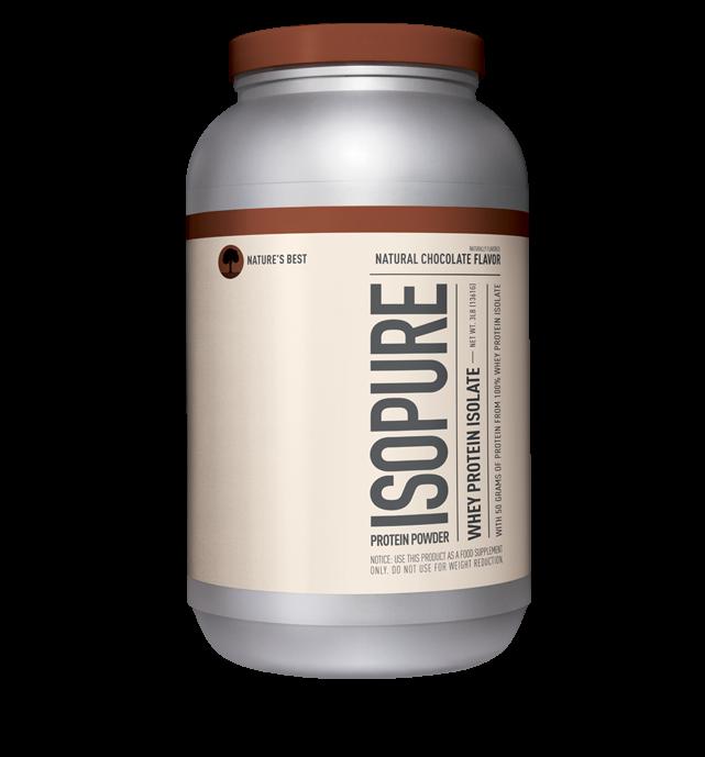 Isopure Natural (3 Lbs)