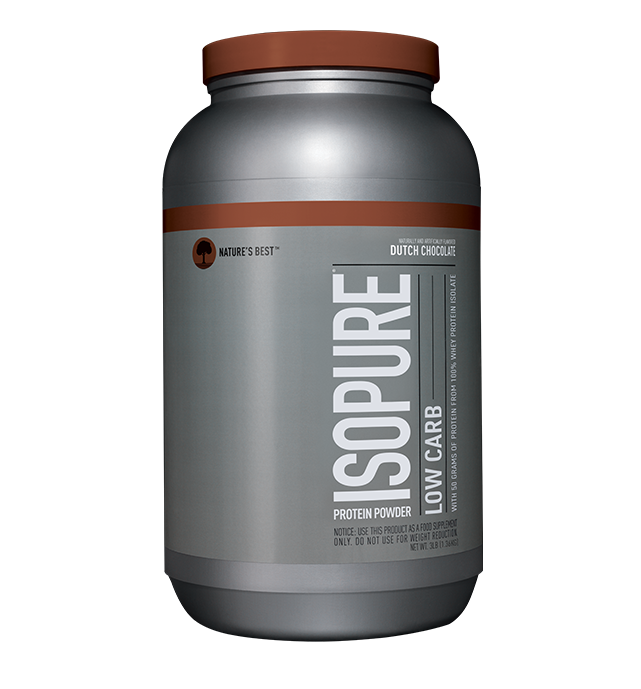 Isopure Low Carb (3 Lbs)