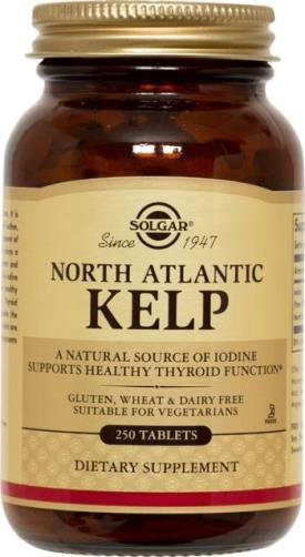 North Atlantic Kelp (250 Tablets)