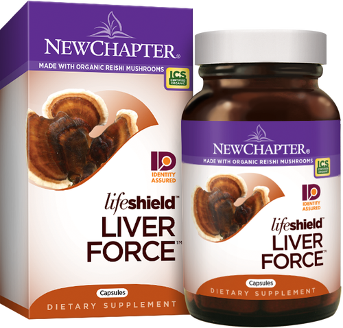 LifeShield Liver Force (60 Vegi-Caps)