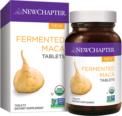 Fermented Maca Tablets