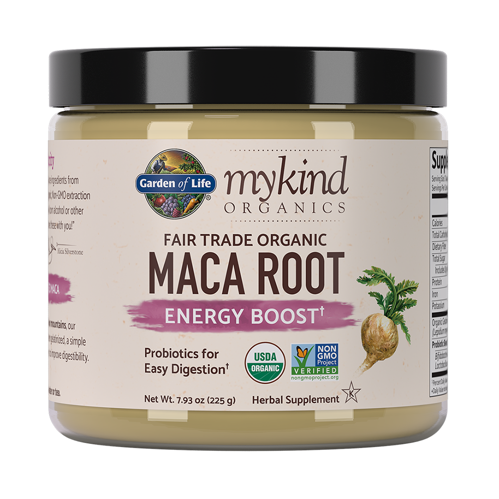 mykind Organics Maca Root Energy Boost (45 Servings)