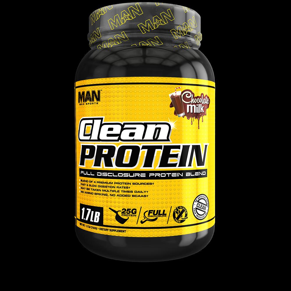 Clean Protein (23 Servings)