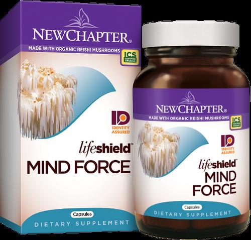 LifeShield Mind Force (60 Vegi-Caps)