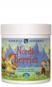 Nordic Berries (120 Gummy Berries)