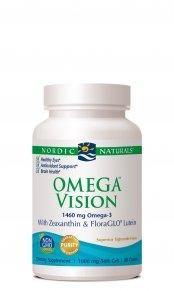 Omega Vision (60 Soft Gels)