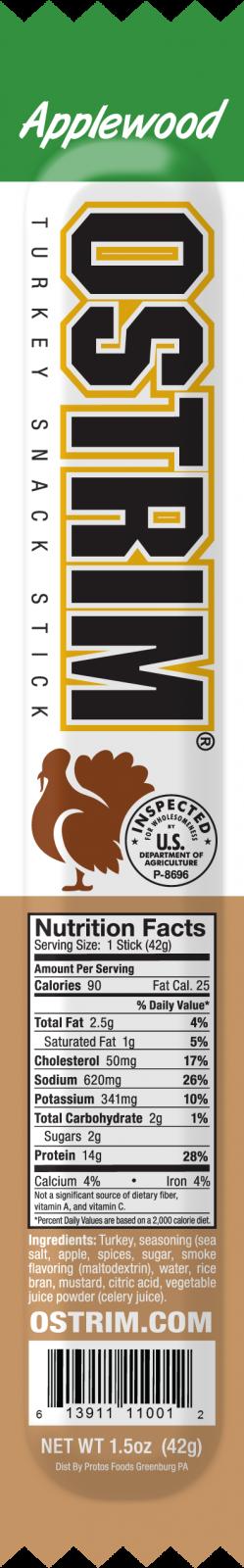 OSTRIM Turkey Snack (1 Stick)