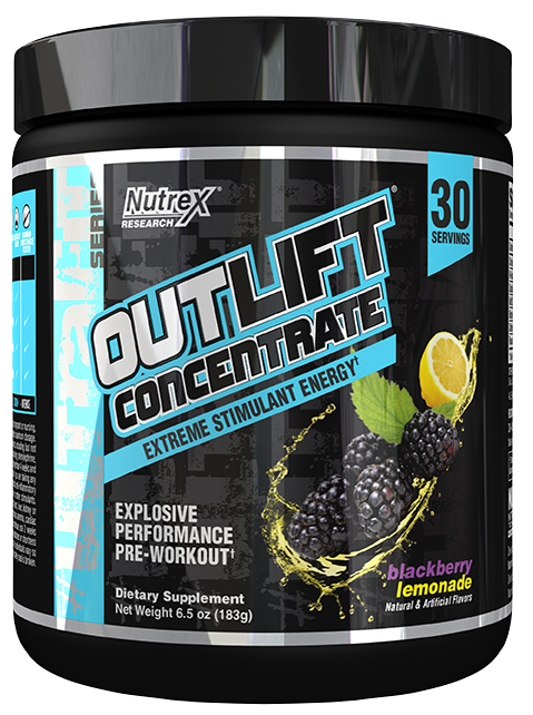 Outlift Concentrate (30 Servings)