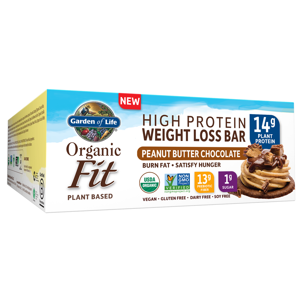 Organic Fit Protein Bars (Box of 12)