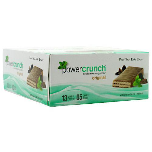Power Crunch Bar (Case of 12)