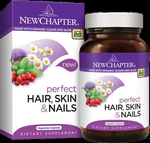 Perfect Hair, Skin & Nails