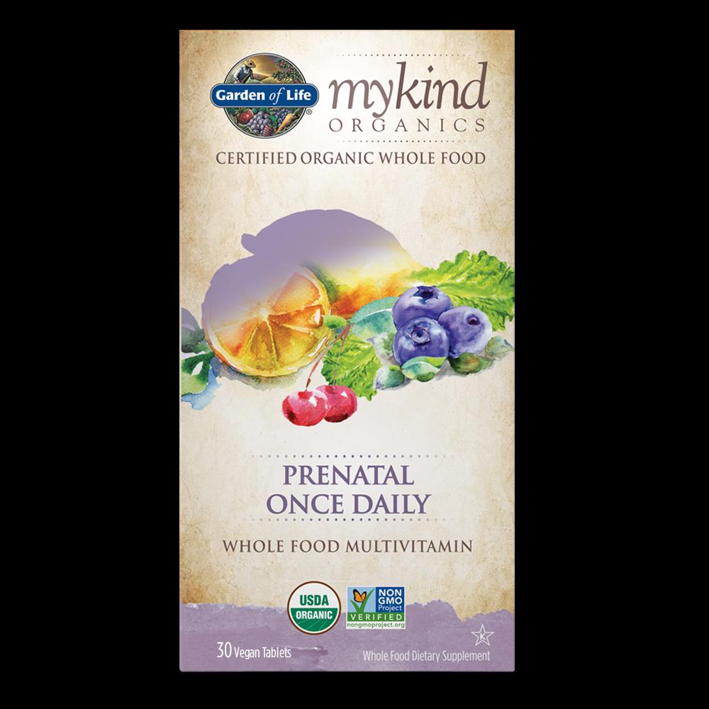 mykind Organics Prenatal Once Daily Multi