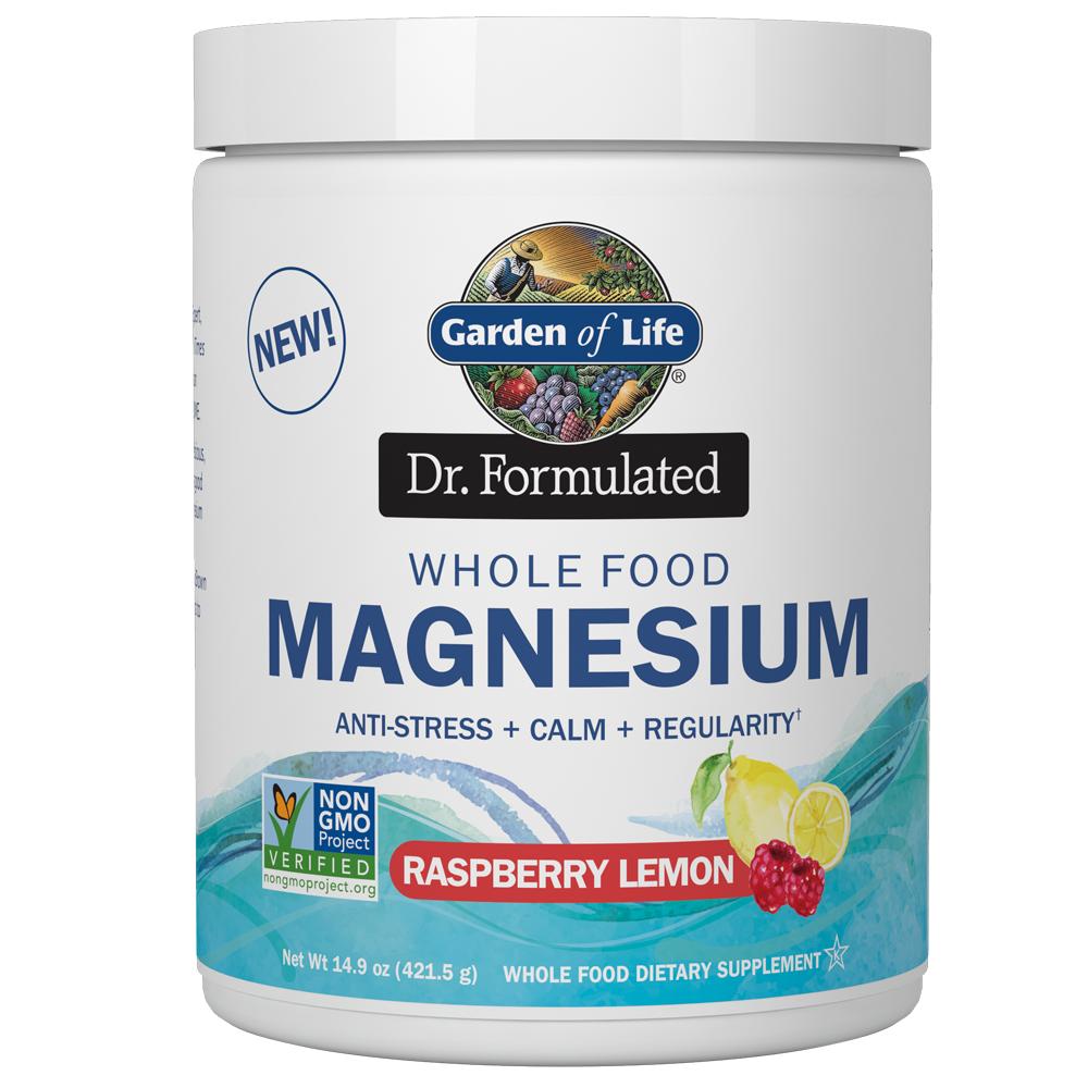 Dr. Formulated Whole Food Magnesium (14 oz)