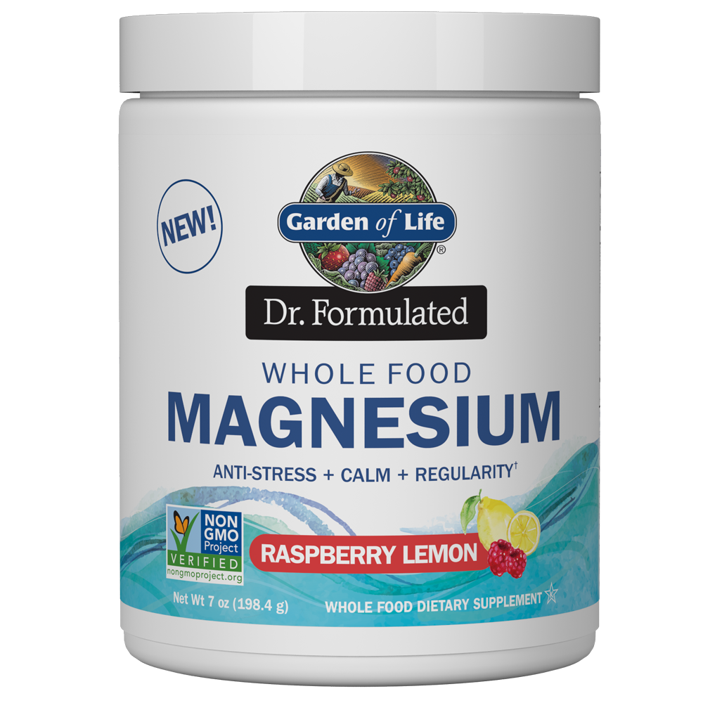 Dr. Formulated Whole Food Magnesium (7 oz)