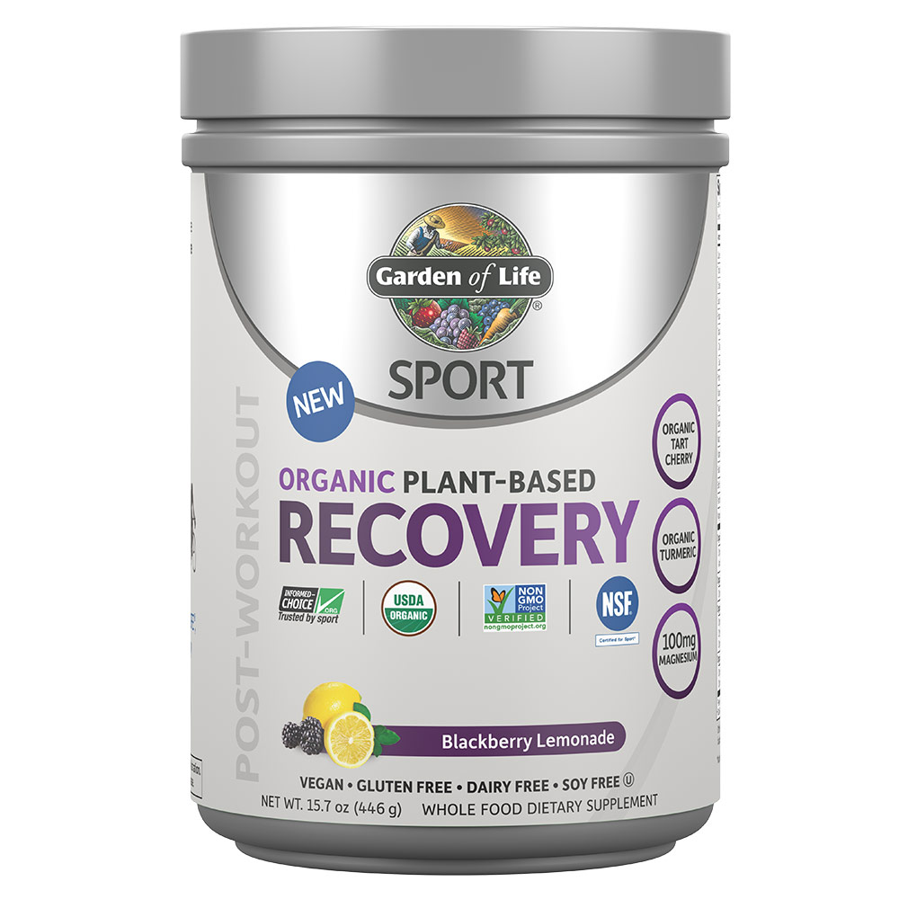 SPORT Organic Plant-Based Recovery (30 Servings)
