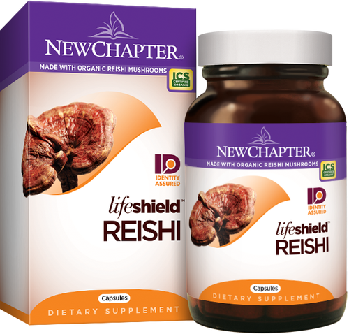 LifeShield Reishi (60 Vegi-Caps)