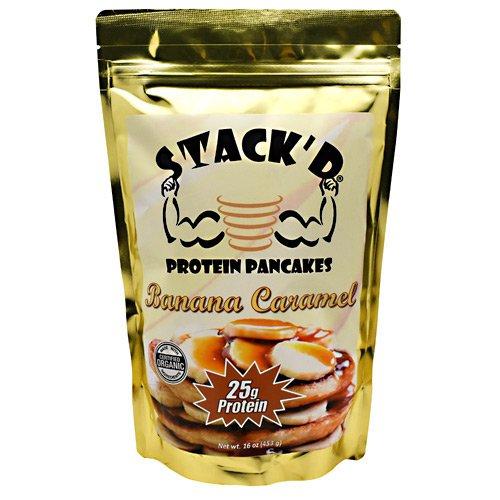Stack'D Protein Pancake Mix (1 Lbs)