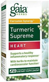 Turmeric Supreme: Heart (60 Vegi-Caps)