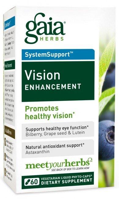 Vision Enhancement (60 Vegi Liquid Phyto-Caps)