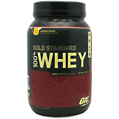 Gold Standard 100% Whey (2 Lbs)