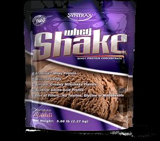 Whey Shake (5 lbs)