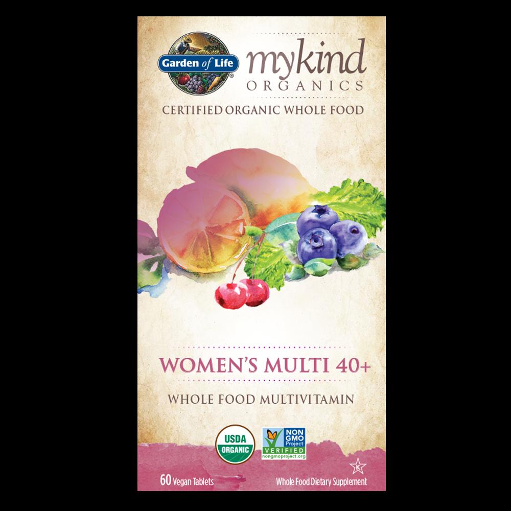 mykind Organics Womens Multi 40+
