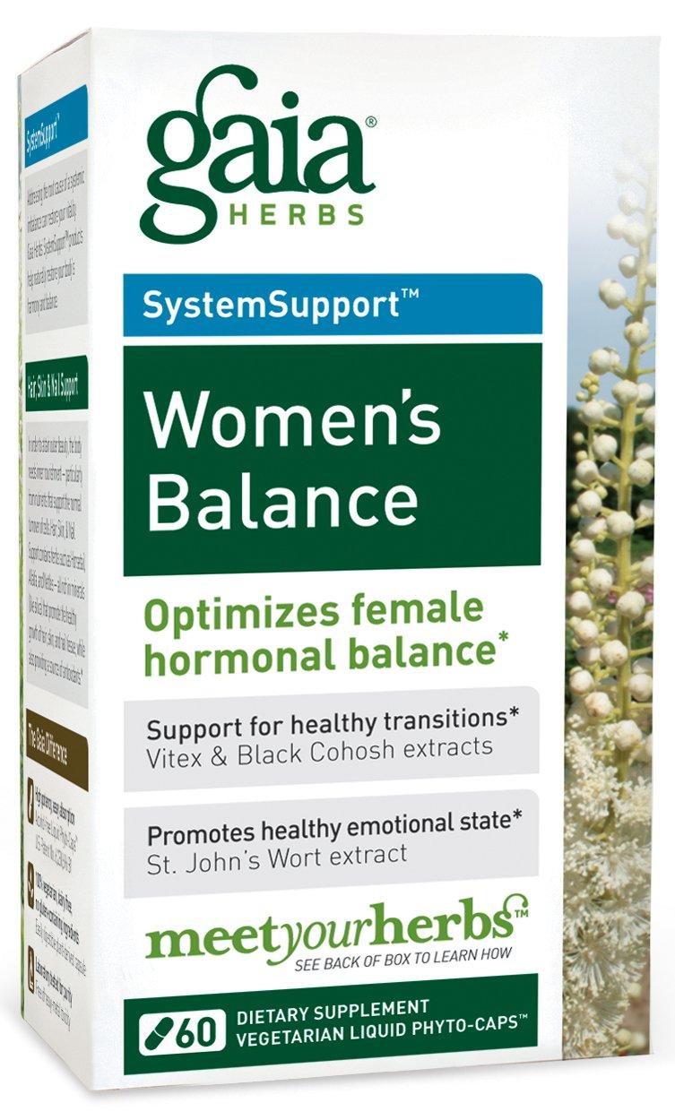 Women's Balance (60 Vegi Liquid Phyto-Caps)
