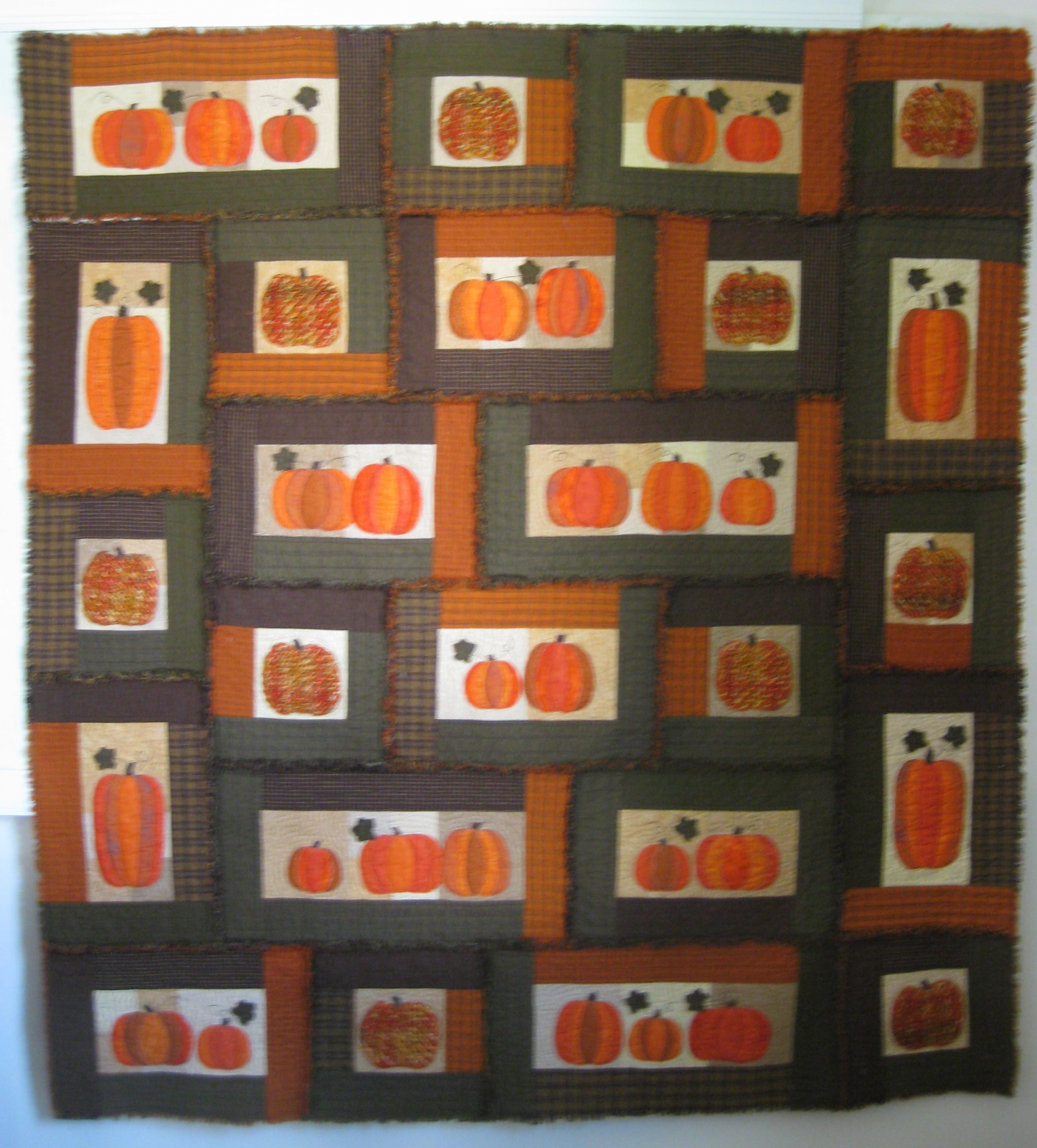 Quilted projects designed by The Quilt Peddler LLC
