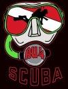 RU4Scuba LLC Logo