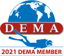 2021 DEMA Member Badge