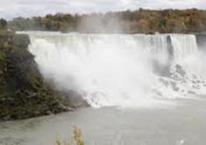Niagara Fall drift dive