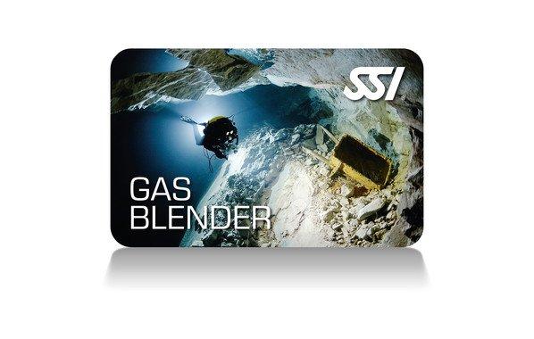 Gas Blending Specialty Class