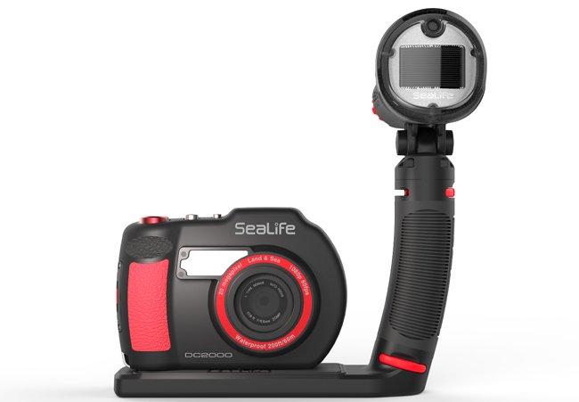 Sea Life DC2000 Camera Pro Flash Set
