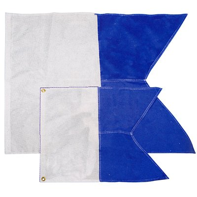 Trident NYLON ALPHA FLAG 28 X 36